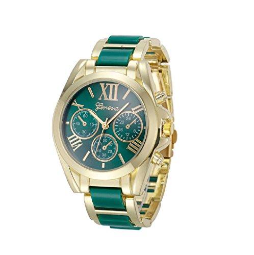 sannysisr-oro-mujeres-numero-romano-plateado-reloj-verde