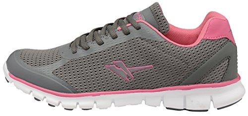 Gola - Active - Womens, Scarpe da corsa donna Rosa (Grigio rosa)
