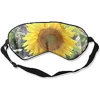 Sunflower 99% Eyeshade Blinders Sleeping Eye Patch Eye Mask Blindfold For Travel Insomnia Meditation preisvergleich bei billige-tabletten.eu