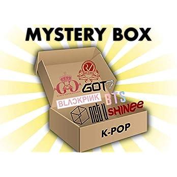 Mysteriöse Schachtel Geschenkbox Koreanischer Pop