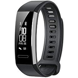 HUAWEI Band 2Pro Fitness Bracelet traqueur d'activité -Noir (GPS intégrÉ, jusqu'à 21Jours d'utilisation)