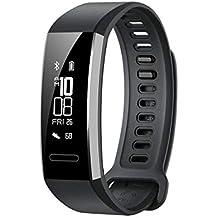 """Huawei Band 2 Pro Smartwatch, Display da 0.91"""", Resistente all'acqua fino a 5 ATM, Nero"""