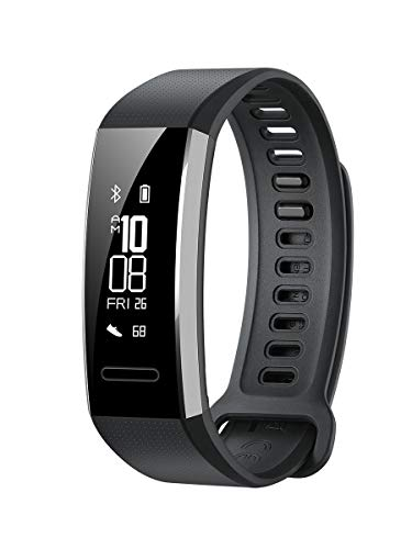 huawei band 2 pro smartwatch, display da 0.91, resistente all'acqua fino a 5 atm, nero