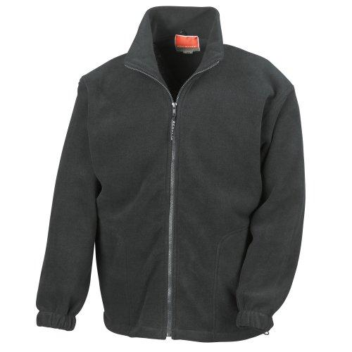 Result Mens Full Zip Active Fleece Anti Pilling Jacket