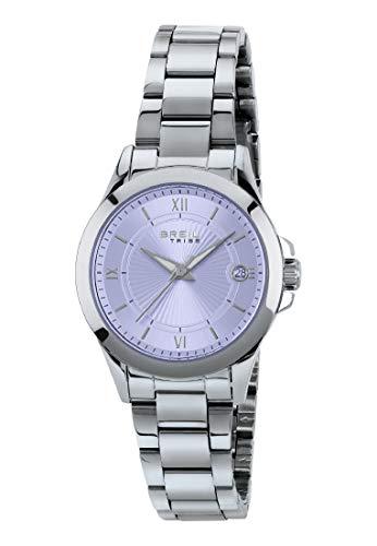 Orologio breil per donna choice con bracciale in acciaio, movimento solo tempo - 3h quarzo