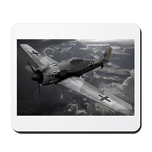 Cafepress–FW190–Gomma antiscivolo mouse, Gaming Mouse pad - Amazon Videogiochi