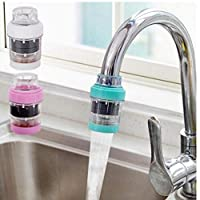 Gamloious Magnetic Purified Water Tap Extender Bathroom Kitchen Faucet Head Filter Maifanite Water Saver Healthy Kitchen Accessories