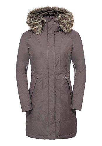 The North Face Arctic Parka Warm Damen Rabbit Grey Fr: XS (Größe Hersteller: XS) (Damen Winter Coat North Face)