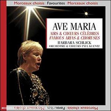 Airs & choeurs célèbres / Ave Maria