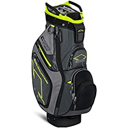 Sun Mountain C130 Sac chariot de golf Gunmetal/Gris/Flash