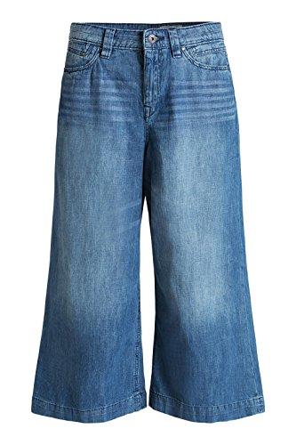 edc by Esprit - Culotte, Mutande Donna Blue (Blue Medium Wash)