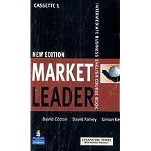 Market Leader, Intermediate, New Edition : Set of 2 Class Cassettes