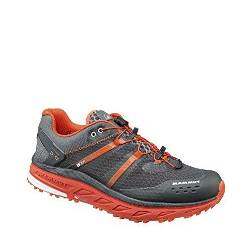 Mammut MTR 201-ll Max Low Men (Trail Running) graphite-dark orange