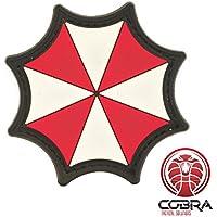 Cobra Tactical Solutions Umbrella Corporation Logo - Resident Evil PVC Parche Airsoft Cosplay