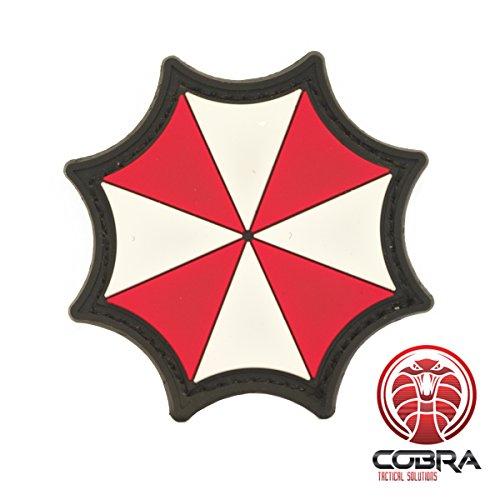 Cobra Tactical Solutions 3D PVC Patch Umbrella Corporation -