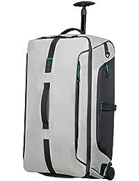 SAMSONITE Paradiver Light - Wheeled Duffle 79/29 Bolsa de viaje, 79 cm, 121.5 liters, Gris (Jeans Grey)