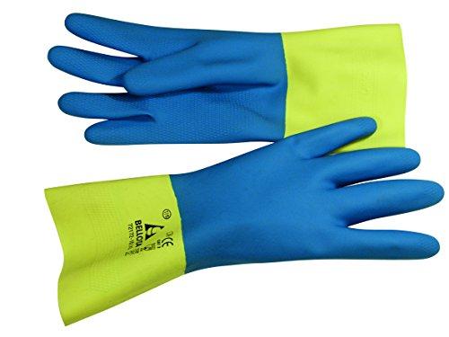 bellota-72172-10-xl-guantes-latex-flocado-talla-10-bicolor