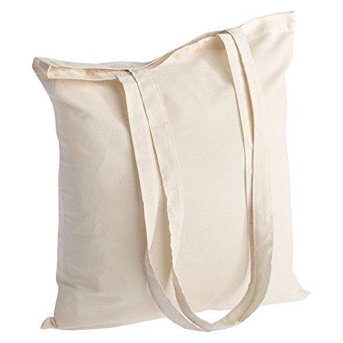POLHIM-Bolsa Tela 100% Algodón Biodegradable