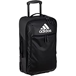 Adidas 2018 Negro/Blanco 45 cm, 40 litros, Negro/Blanco