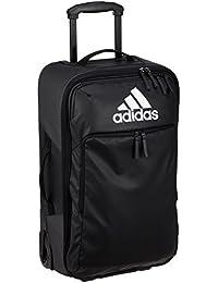 a462b758c Adidas 2018 Negro/Blanco 45 cm, 40 litros, Negro/Blanco