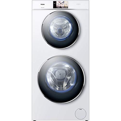 Haier DUO HWD120-B1558U 12Kg / 4Kg Washer Dryer with 1500 rpm - White