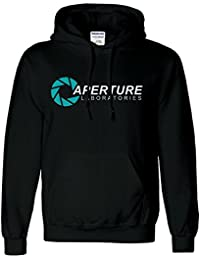 APERTURE LABORATORIES Herren Kinder Portal LAB Hoodie