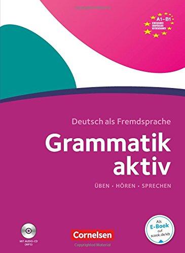 Grammatik Aktiv (Incluye CD)