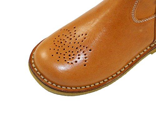 Zecchino d'oro 06–4625 a, bottes fille/bottes avec peut être Marron - Brau (hellbraun 2762)