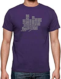 latostadora - Camiseta Barcelona - Blanco para Hombre 9b4c86231b2