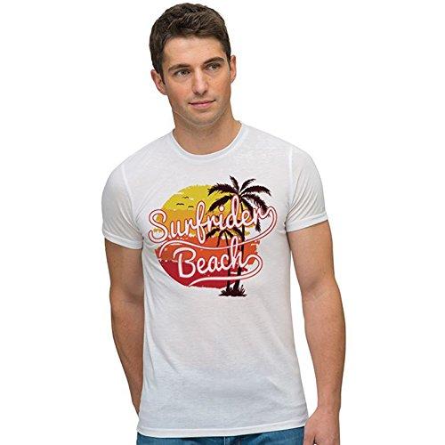 AWDis -  T-shirt - Uomo White