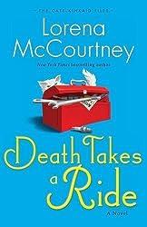 Death Takes a Ride: A Novel: Volume 3 (Cate Kinkaid Files) by Lorena Mccourtney (2014-07-01)