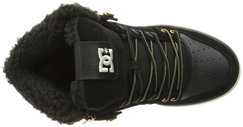 DC Shoes Spartan High Wc, Baskets mode homme Black (blo)