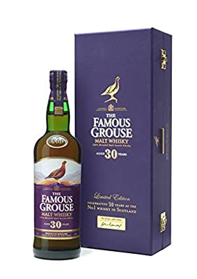 The Famous Grouse Blended Malt 30yo Scotch Whisky 70cl