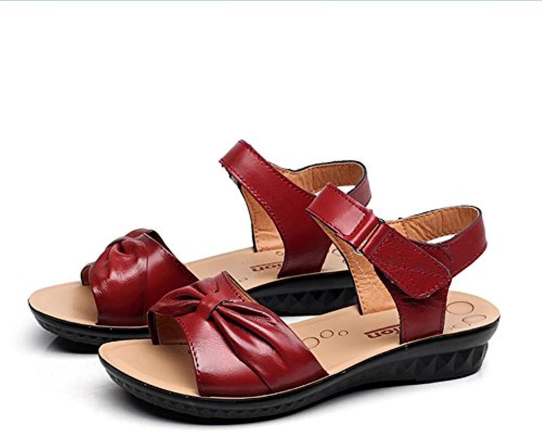 maFemme sandales au personnes milieu des personnes au âgées. fbfa0e