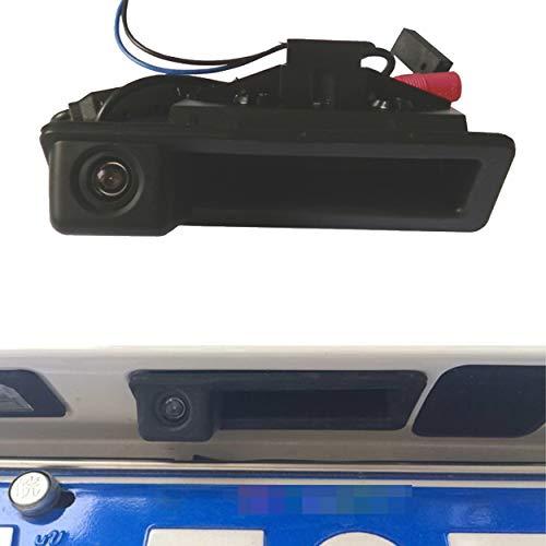 YUGUIYUN Auto Rückfahrkamera, Auto Rückansicht Kamera HD CCD Nachtsicht Rückansicht Rückfahrkamera für X5 X1 X6 E39 E46 E53 E82 E88 E84 E90 (Ccd Nachtsicht-kamera)