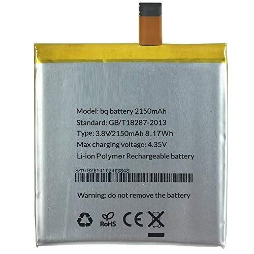Bateria Bq Aquaris E4.5 2150 mAh voltaje 4.2v High quality