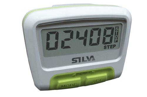 Silva Schrittzähler Pedometer EX Plus, Weiß, 30-0000056047