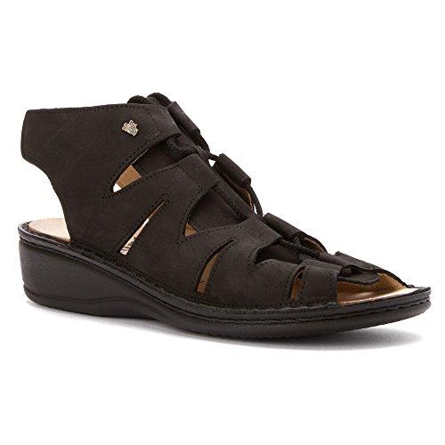 Finn Comfort  Malaga, sandales femmes Noir - Noir