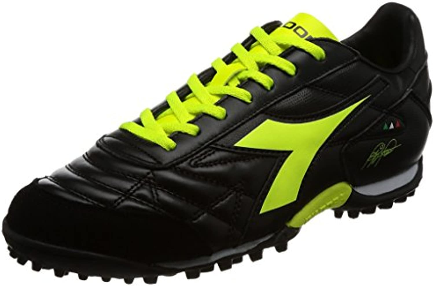 Diadora M. Winner RB LT TF, negro