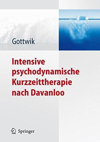 Intensive psychodynamische Kurzzeittherapie nach Davanloo (Intensiv-therapie)