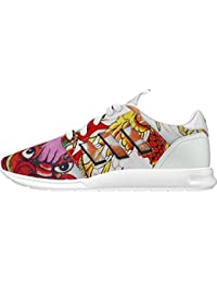 hot sale online f9d11 ed14d adidas Zx 500 2.0 X Rita Ora Damen Sneaker Rot