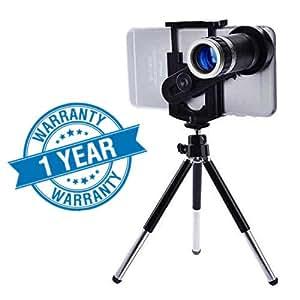 Elevea 8X Optical Zoom Telescope Mobile Camera Lens for All Smartphone/iPhone Device