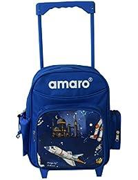 Amaro Sac à dos enfants, bleu (Bleu) - 466680