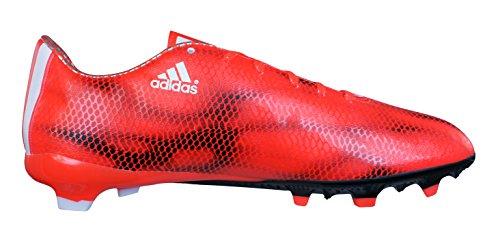 adidas - F10 Firm Ground, Scarpe da calcio da uomo Red
