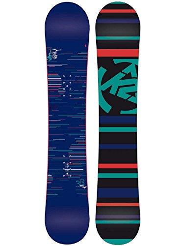 Damen Freestyle Snowboard K2 First Lite 138 2014 (K2 Ski Freestyle Ski)