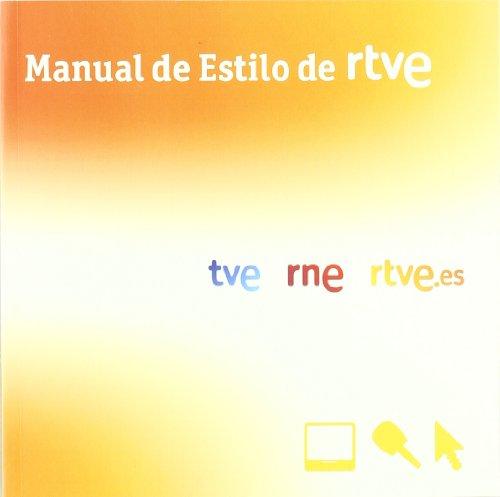 MANUAL DE ESTILO DE RTVE