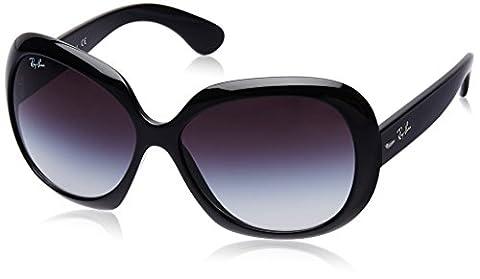 Ray-Ban femme 4098 Montures de lunettes, Noir (Negro),