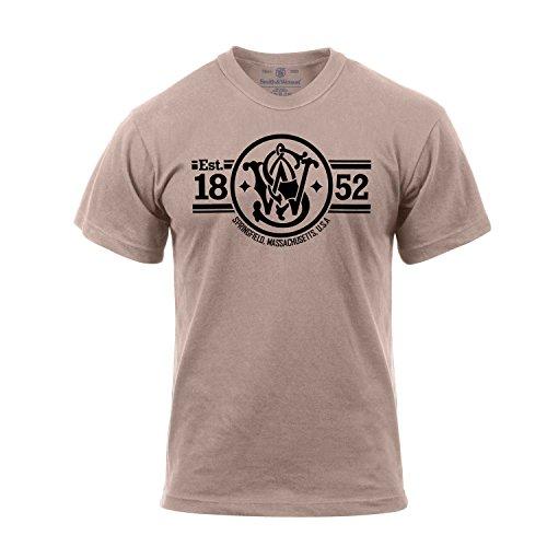 smith-wesson-gegrundet-1852-t-shirt-l