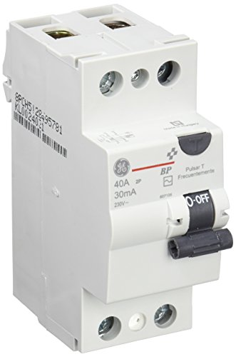 General Electric 607106 - Interruptor diferencial