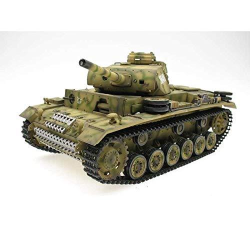 Panzer III Ausf. L 2.4 GHz Tarn IR Battle